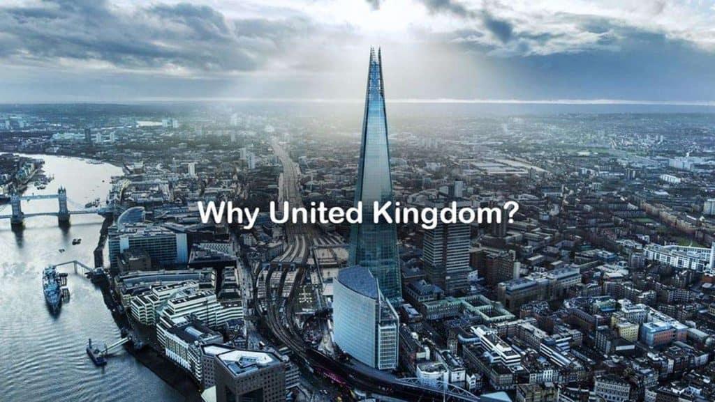 Why UK - United Kingdom